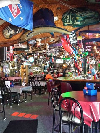 interior picture of tackle box ii fremont tripadvisor