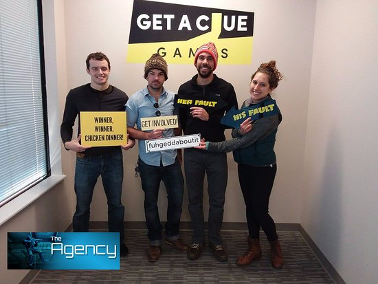 Nottingham, MD: Escaped from The Agency