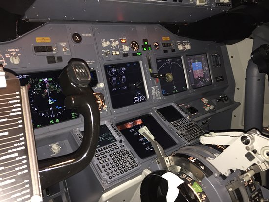 Full Flight Simulator