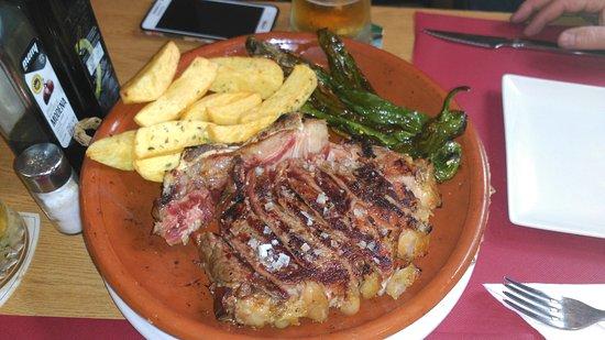 imagen Meson Restaurante Olmedo en Roquetas de Mar