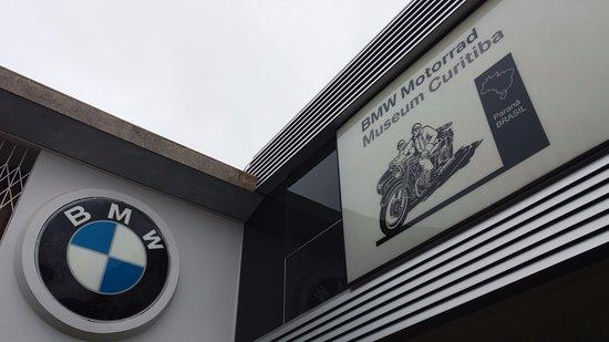 Museu BMW de Curitiba