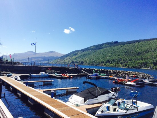 Taymouth Marina Watersports