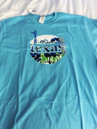 Madisonville, TX: example of Texas souvenir
