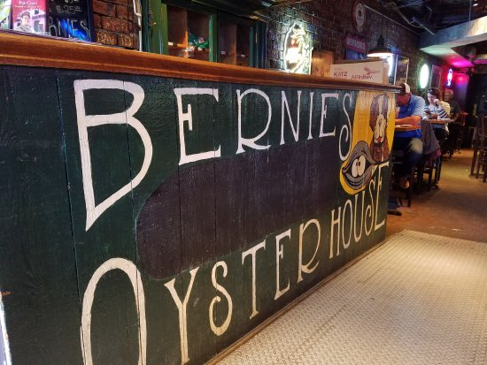 Bernie's Oyster House Photo