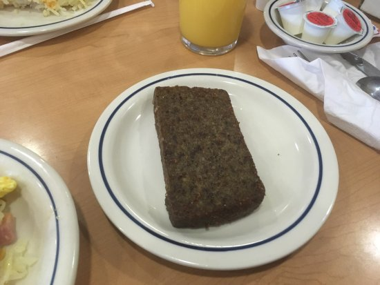 Germantown, MD: Big breakfast at IHOP