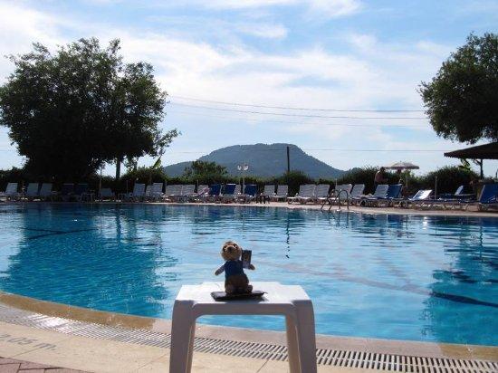 Destina Hotel: Baby Olga on holiday