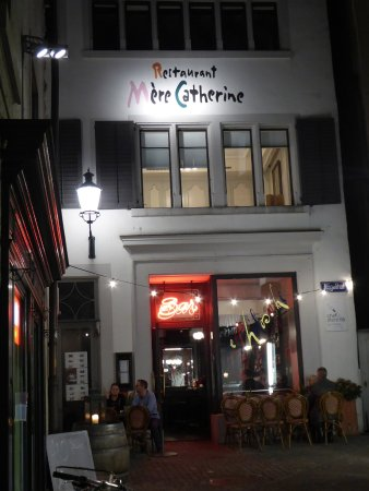 Picture of mere catherine zurich tripadvisor for Seafood bar zurich