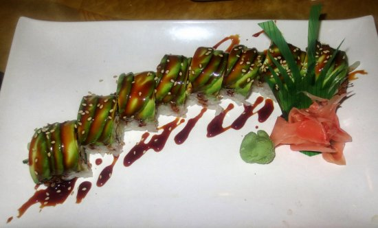 Kings Island: Dragon roll