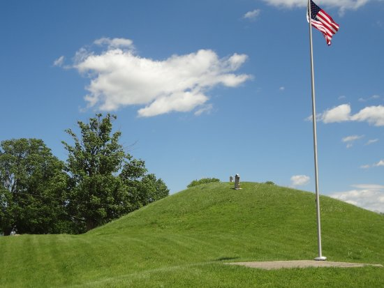 Piketon, OH: Mound Cemetery - National Register of Historic Places