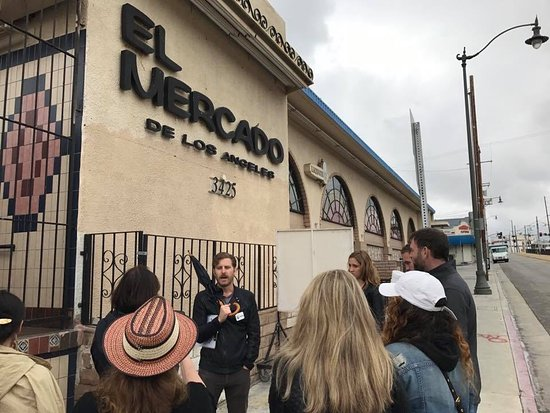 Melting Pot Food Tours: El Mercado