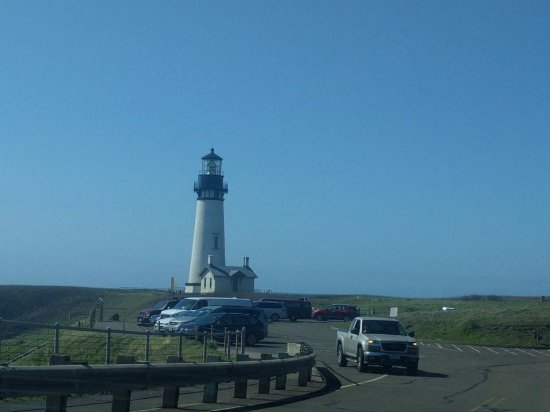 Yaquina Bay Lighthouse: Parque