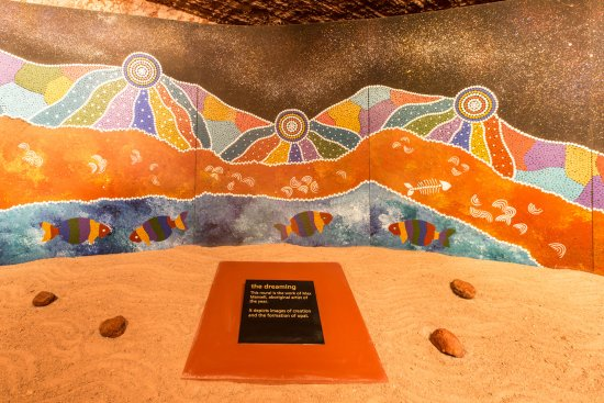 Umoona Opal Mine & Museum: Interpretive centre