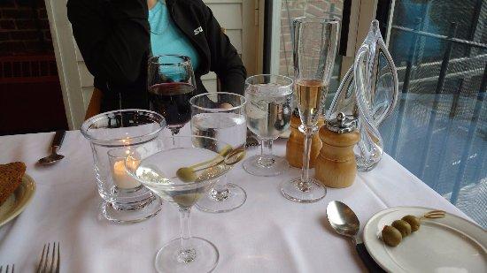 Quechee, VT: cocktails