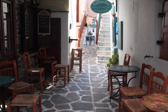 Old Town: Taberna in the morning
