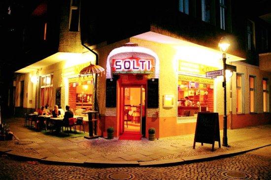 Solti Restaurant Berlin Spandau Bezirk Restaurant Bewertungen