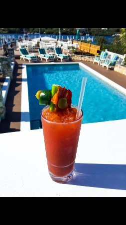 Green Turtle Cay: Bloody Mary's