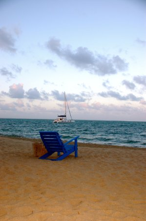 Punta Gorda, Belize: This chairs for you!