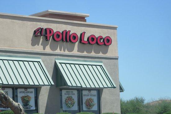 El Pollo Loco, Buckeye, Arizona
