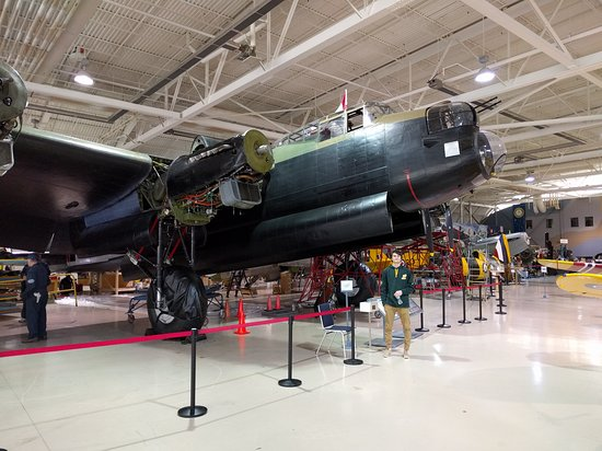 ‪Canadian Warplane Heritage Museum‬