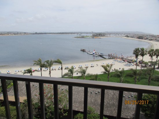 Catamaran Resort Hotel and Spa: View from room 953