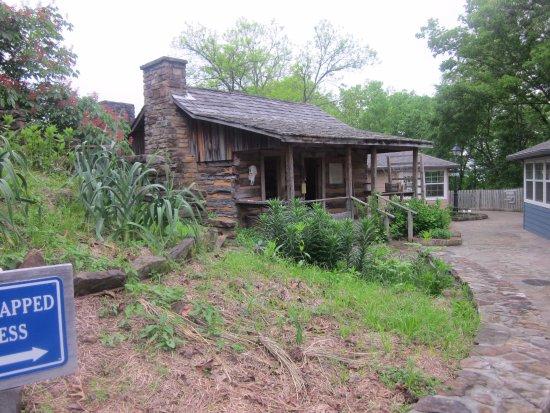 Ozark Folk Center Village - Pi...
