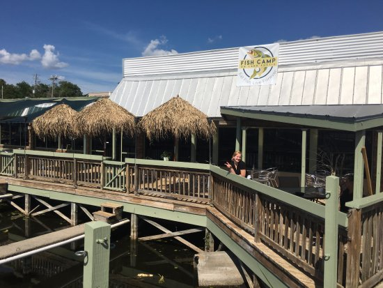 fish camp lake eustis tavares tripadvisor