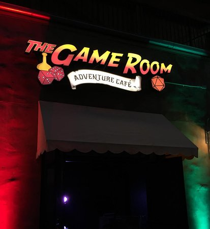 The Game Room Adventure Cafe