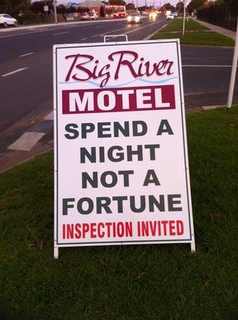 Big River Motel Echuca Review