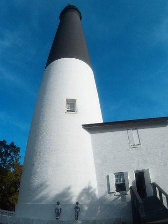 Pensacola Lighthouse and Museum: Its 177 steps to the top