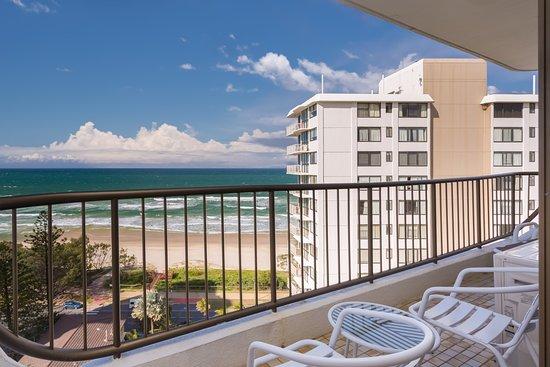 Balcony - Picture of Ocean Royale, Broadbeach - Tripadvisor