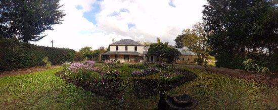 New Norfolk, Australien: Glen Derwent main house and front garden