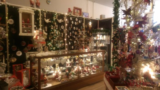 Georgetown, CO: Just a little bit of the Christmas part of the store