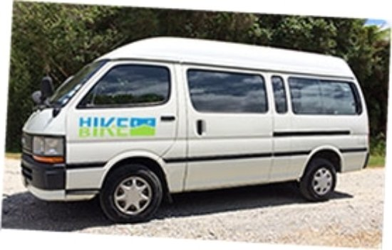 Hike n Bike Shuttle
