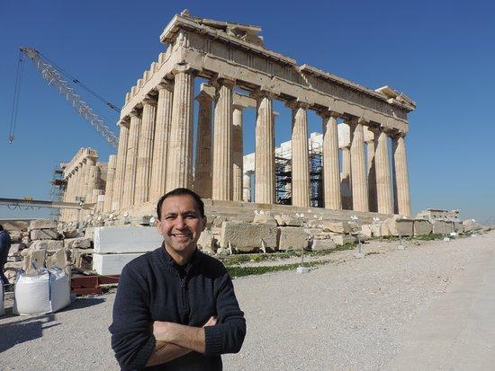 Athens Clue: Acropolis