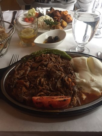 Picture of ali baba turkish cuisine new york for Ali baba s middle eastern cuisine