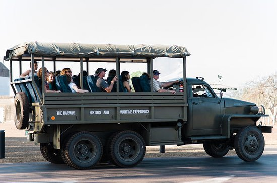 Darwin History and Wartime Experience ...