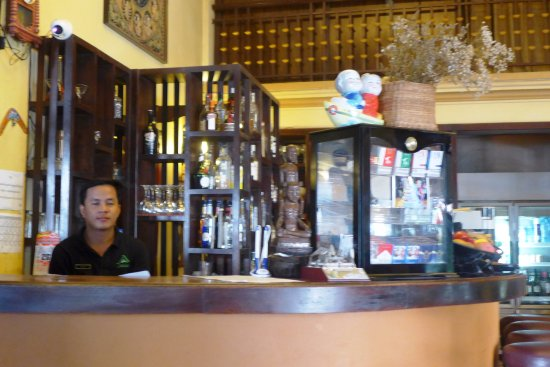 Anise Hotel: The hotel bar