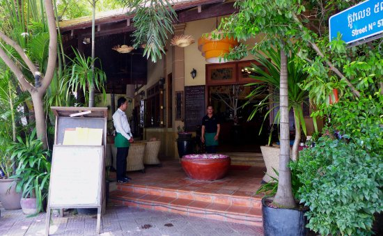 Anise hotel entrance