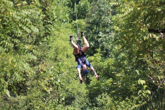Foxfire Mountain Adventures: can u hang ?