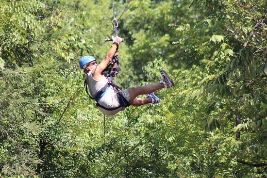 Foxfire Mountain Adventures: whopee