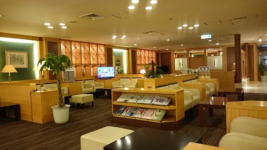Korean Air Lounge