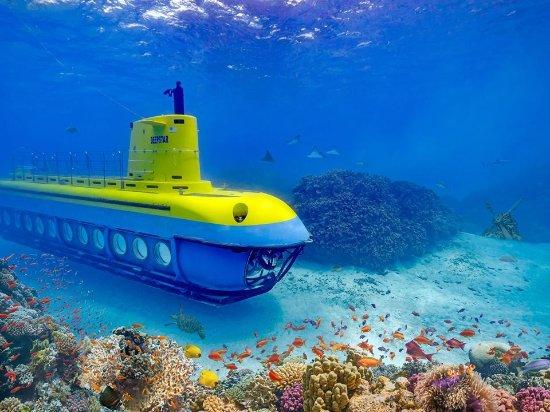 Saipan Submarine