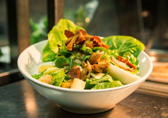 Dapto, Australien: The Caesar Salad
