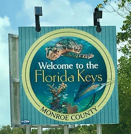 Hampton Inn Key Largo: Finally we have arrived in the Keys!
