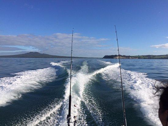 Megabites Fishing Charter Ltd : 1 Fish Darrell