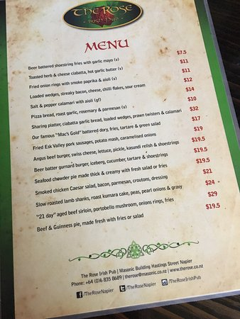 The Rose Irish Pub : photo1.jpg