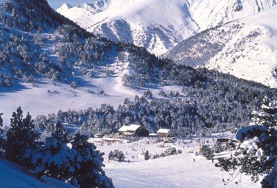 El Tarter, Andorra: Granddvalira