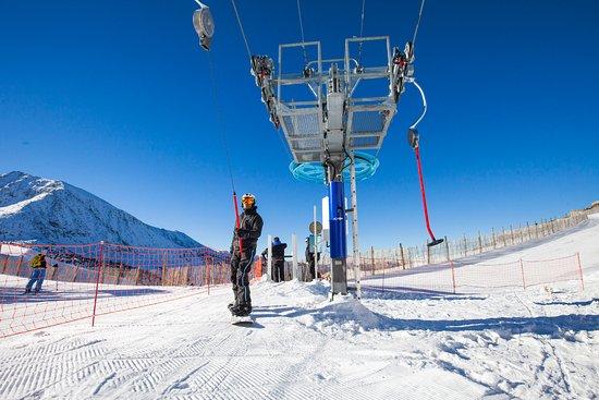 El Tarter, Andorra: La estación de Grandvalira a escasos minutos