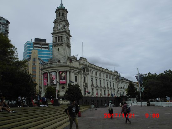 Auckland Town Hall Foto