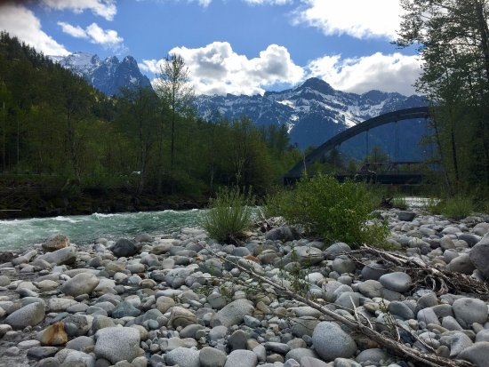 Index, WA: North Fork Skykomish River